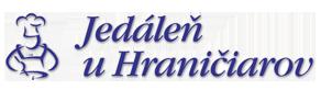 logo Jedáleň u Hraničiarov